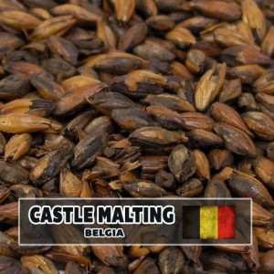 Słód Cafe 500 EBC (Castle Malting) - 0,25 kg